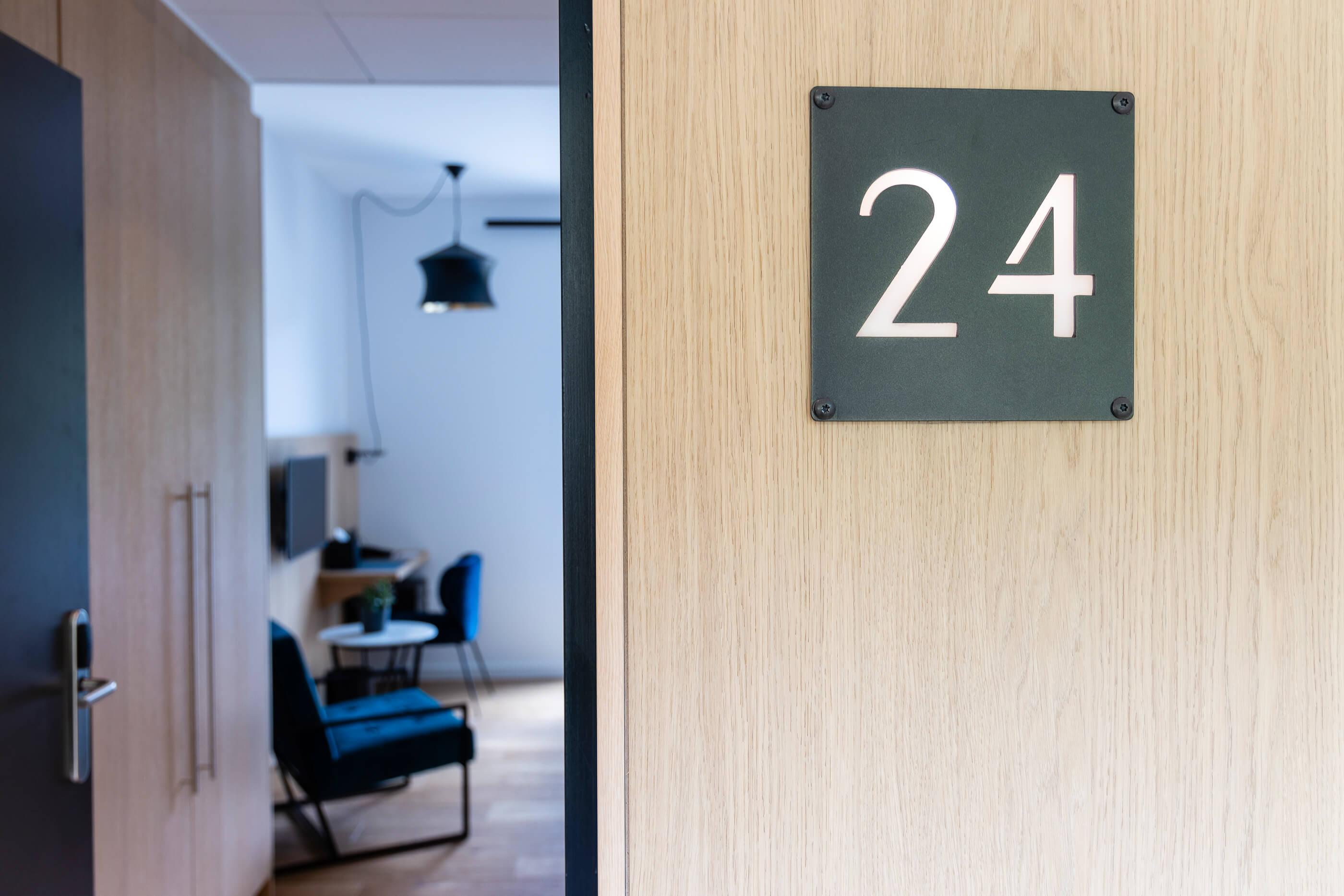 Hotel Sainte Victoire's Meeting Room
