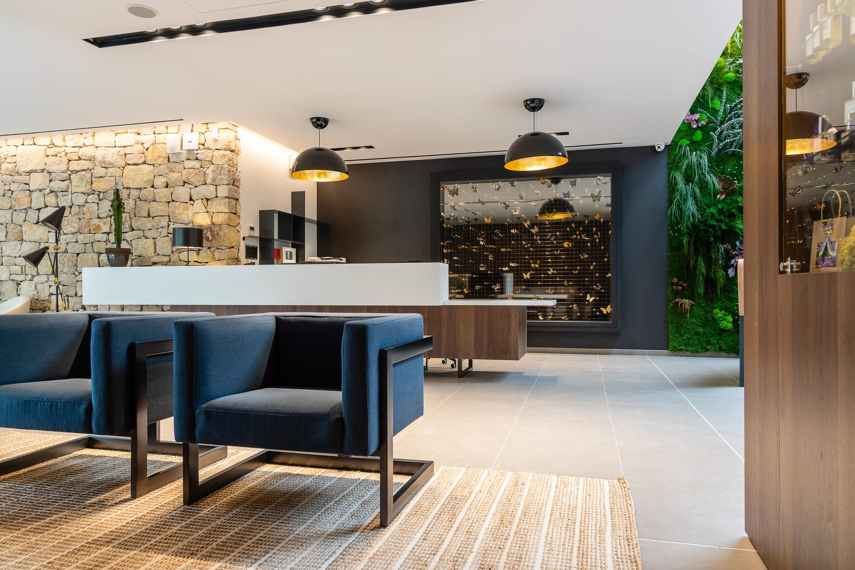 Hotel Sainte Victoire's Lobby